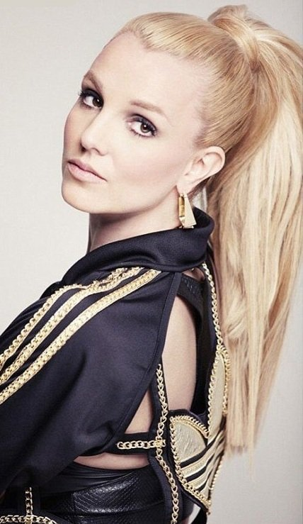 pony-tail-britney-spears
