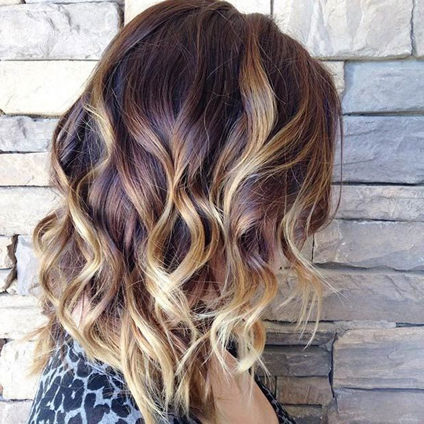 Meche Cheveux Mi Long